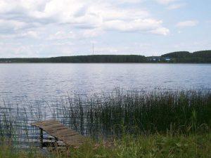 Анбаш озеро