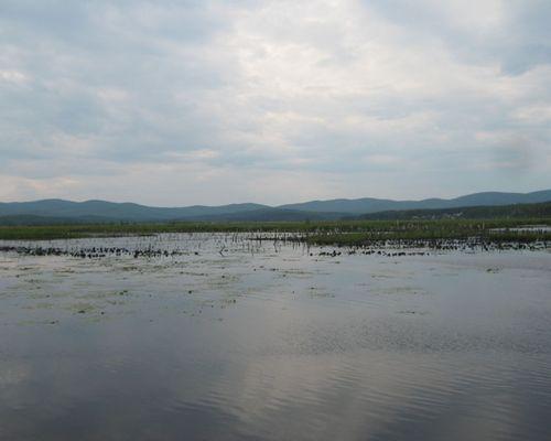 Большой Агардяш озеро
