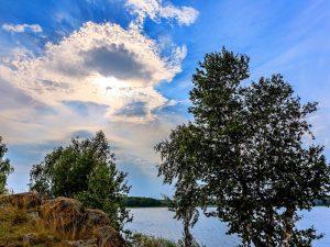 Большой Боляш озеро