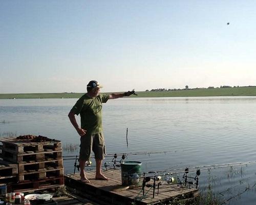 Тенденции карпфишинга: где и когда ловить