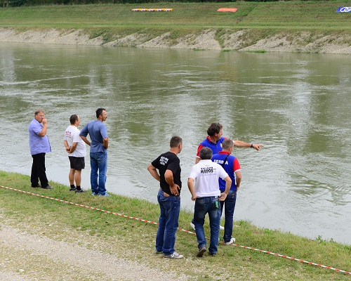 Чемпионат мира по ловле поплавочной удочкой, Бельгия. Второй день тренировок.