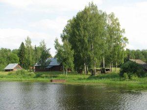 Моркушское водохранилище