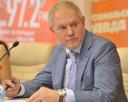 Напутствие президента Федерации рыболовного спорта России Андрея Крайнего
