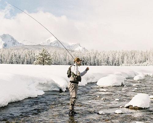 Выбор снасти для зимней ночной ловли