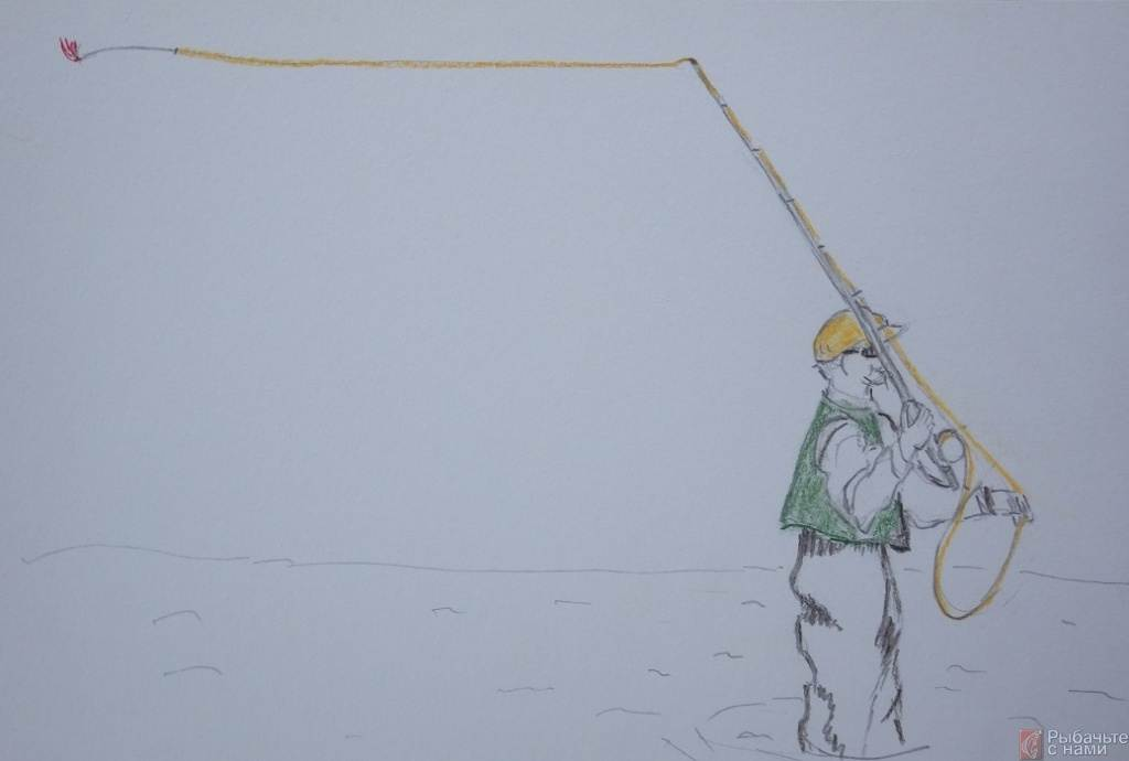 ЛОВЛЯ НАХЛЫСТОМ ДЛЯ НАЧИНАЮЩИХ » Все о рыбе и рыбалке