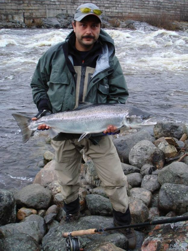 Любительская рыбалка в мурманской области