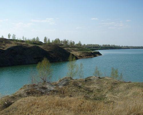 Бирюзовое озеро (Челябинская область)