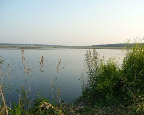 Кичкибаз озеро