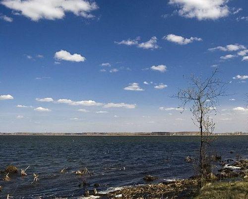 Большой Кременкуль озеро