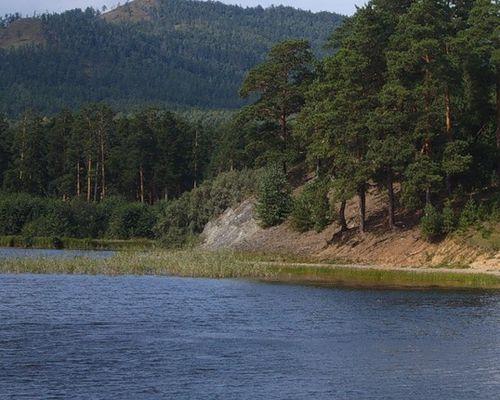 Малая Нанога озеро