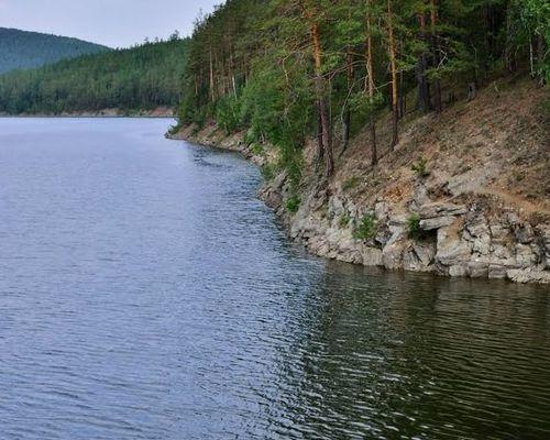Малосаткинское водохранилище