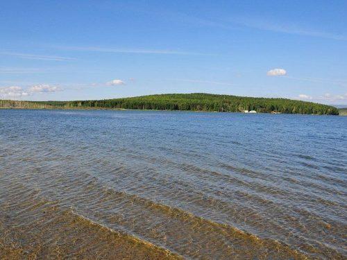 Малое Миассово озеро