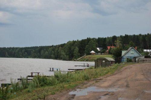 Окункуль озеро