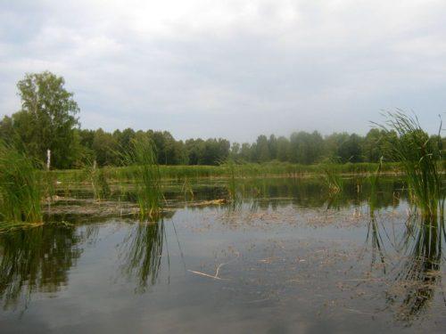 Сагишты озеро