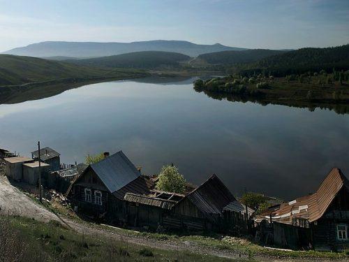 Саткинский пруд
