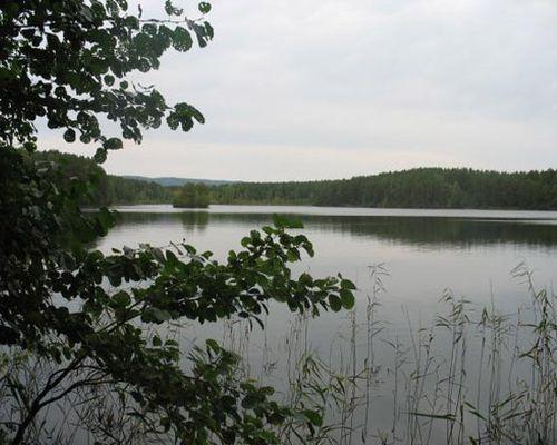 Савелькуль озеро