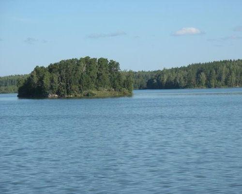 Силач озеро
