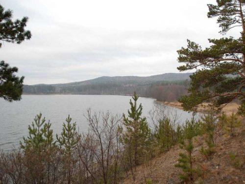 Сугомак озеро