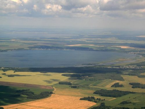 Сугояк озеро