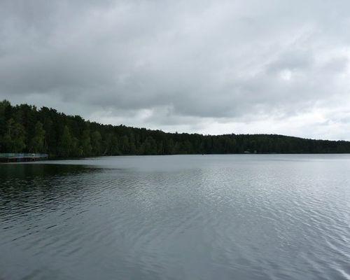 Малый Сункуль озеро