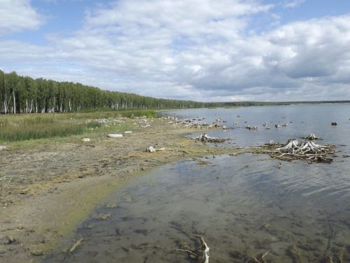 Суртаныш озеро