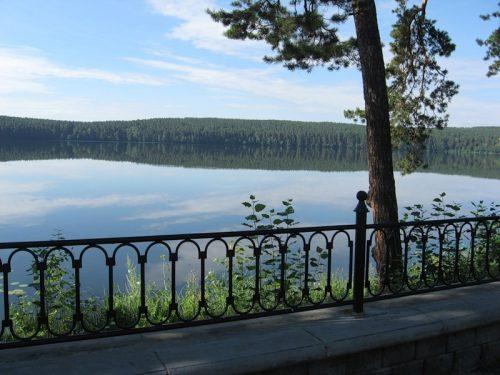 Табанкуль озеро