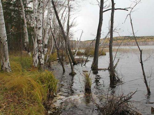 Татыш озеро