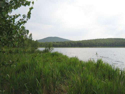 Барахтан озеро