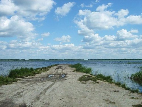 Бектыш озеро
