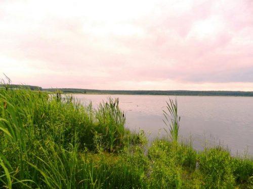 Биды озеро