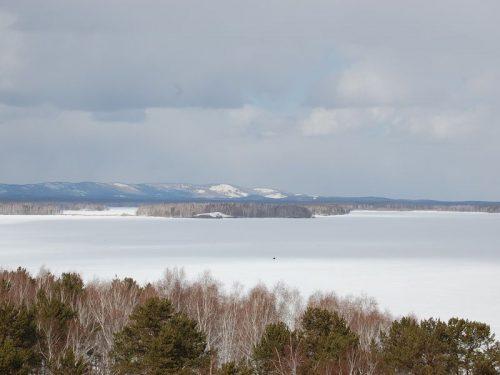 Большая Нанога озеро