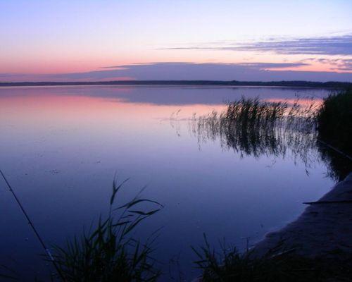 Большое Проволочное озеро