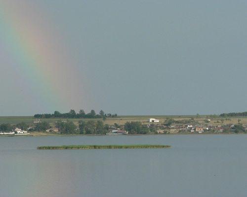 Малый Бугодак озеро