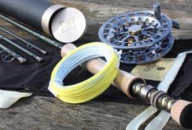 Ловля жереха нахлыстом: подготовка и снасти