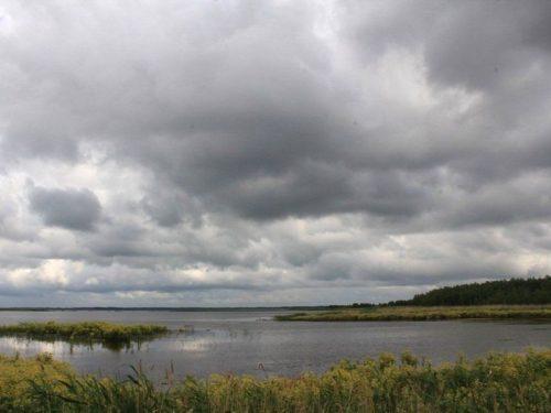 Кадкуль озеро
