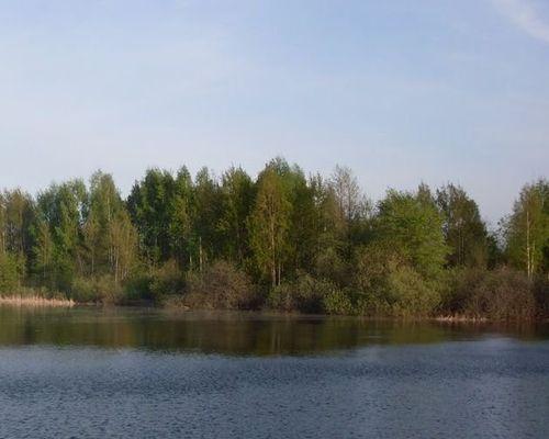 Карамыс озеро