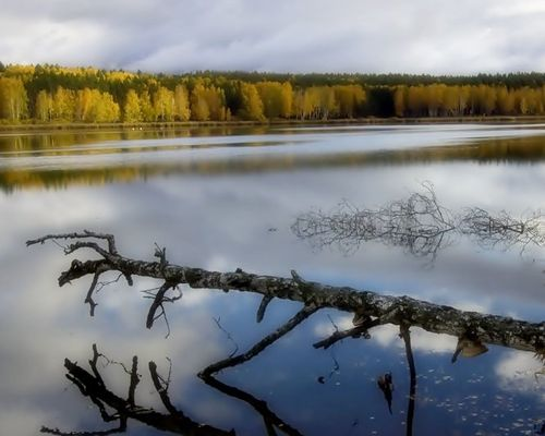 Кайгусты озеро
