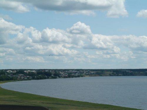 Кичигино озеро