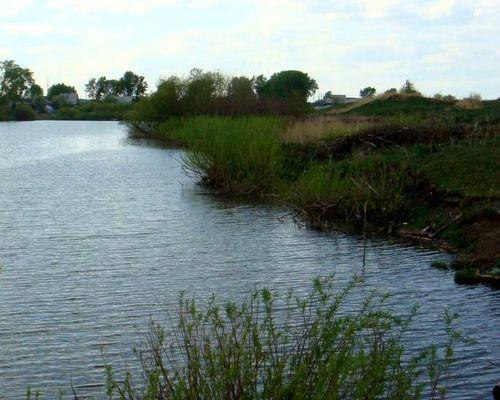 Кировский пруд