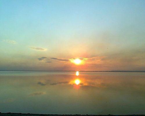 Комкуль озеро