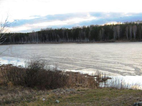 Кошкуль озеро