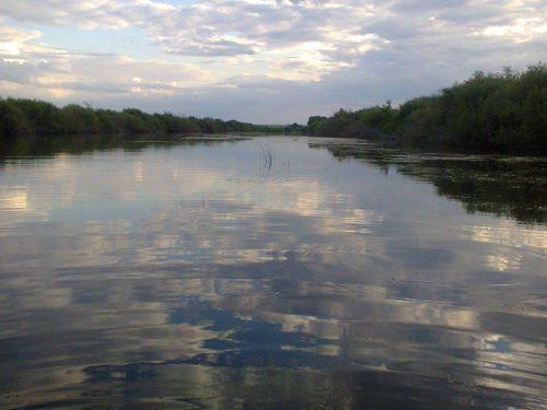 Кривое озеро