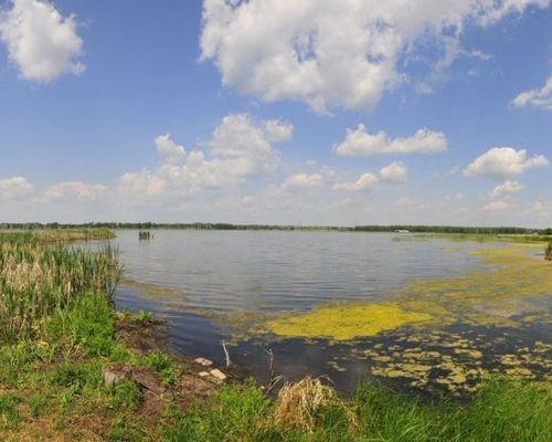 Большое Курейное озеро
