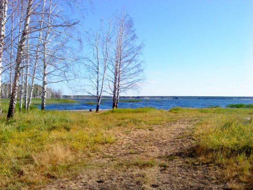Курги озеро