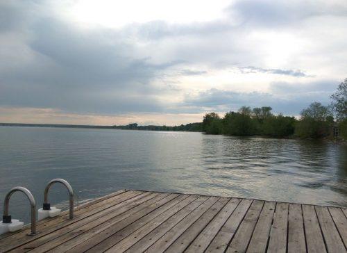 Малый Куяш озеро