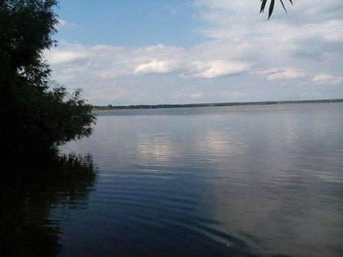Куяш озеро