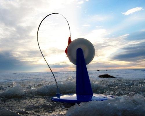 Ловля хищной рыбы на жерлицу — судак, налим, окунь