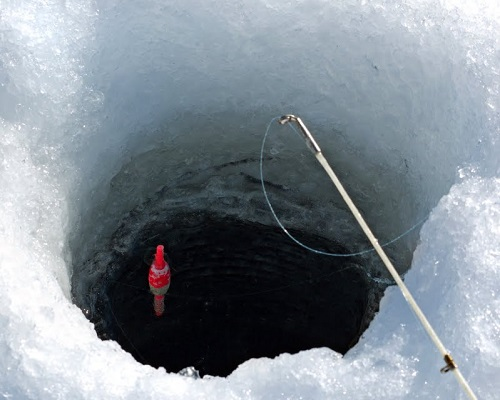 Ловля зимой с поплавком: оснастка зимней поплавочной удочки