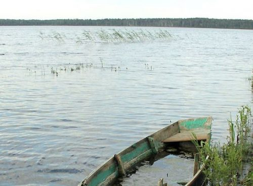 Малая Акуля озеро