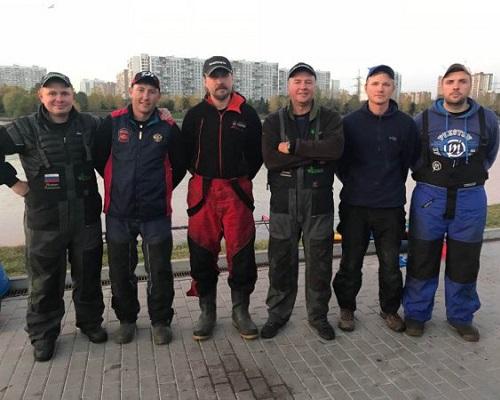 Определен состав Сборной России по ловле поплавочной удочкой на 2018 год